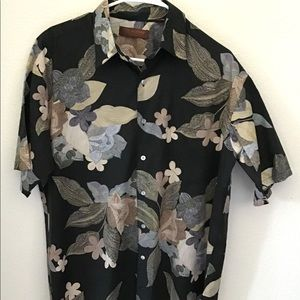 Tori Richard Honolulu casual shirt Medium